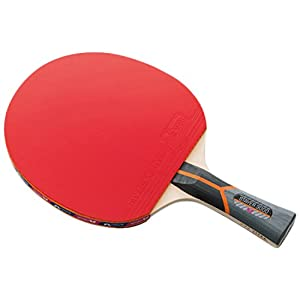 Butterfly(バタフライ) 卓球 ラバーばりラケット シェーク ステイヤー3000 (ボール2個付き) 16740