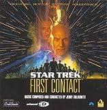 Star Trek First Contact: Original Motion Picture Soundtrack [Enhanced CD]