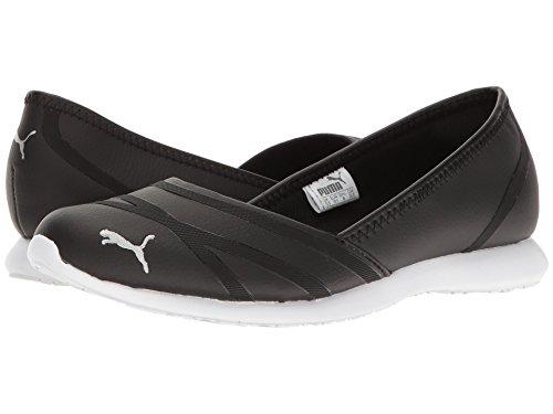 [PUMA(プーマ)] レディース靴・スリッポン Puma Vega Ballet SL Puma Black/Puma Black US 7.5(24.5cm) [並行輸入品]