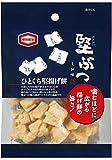 ★【タイムセール】亀田製菓 堅ぶつ 48g×12袋が1,076円!