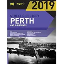 Perth Street Directory 2019 61st ed