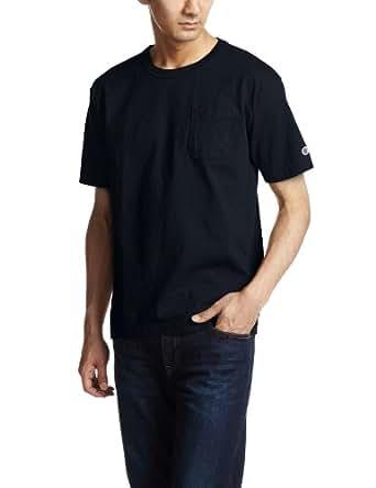 (チャンピオン)Champion T1011 US Tシャツ MADE IN USA C5-B303 370 ネイビー S