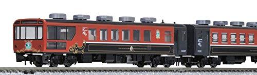 トミックス Nゲージ JR 12系客車 ばんえつ物語 オコジョ展望車  鉄道模型 92877