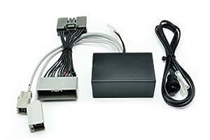 三菱 アウトランダー(CW4W・5W・6W H17.10~H20.10)用 走行中にテレビ&DVDが見れてナビ操作が出来るテレビ・ナビ操作キット (メーカーオプションナビ用 )