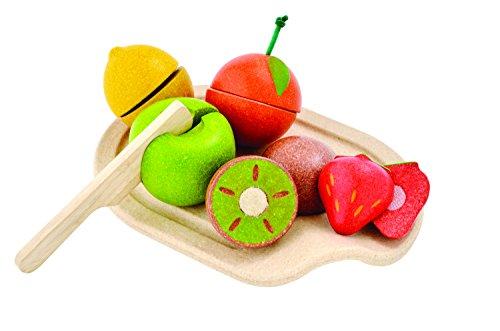 木のおもちゃ 詰め合わせフルーツセット