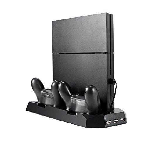 PS4 スタンド Solotree PS4 スタンド 縦置き...