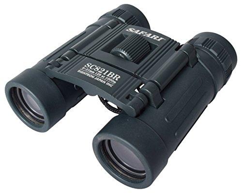 SAFARI 双眼鏡 8倍21㎜口径 SC821BR COMPACT ミルスケール入り B366