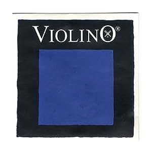 Violino ヴィオリーノ ヴァイオリン弦 E線 スチール  4/4 ボールエンド 310221
