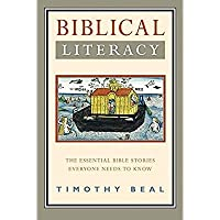 Biblical Literacy: The Essential Bible Stories Everyone Needs to Know【洋書】 [並行輸入品]