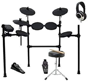 MEDELI(メデリ)電子ドラム DD401J-DIY(椅子/スティック/ヘッドフォン付き)セット