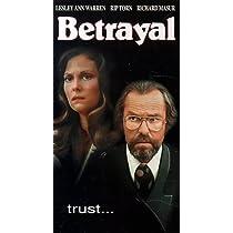 Betrayal [VHS] [Import]