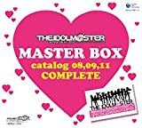 THE IDOLM@STER MASTER BOX catalog 08,09,11 COMPLETE