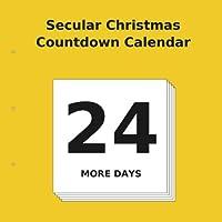 Secular Christmas Countdown Calendar [並行輸入品]