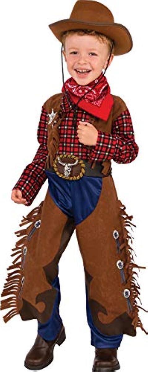 トチの実の木ほんの鉛筆カウボーイ 西部劇 衣装、コスチューム 子供男性用 ウエスタン