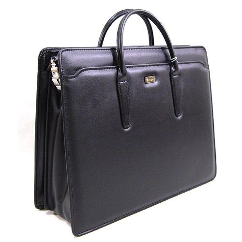 織人[オリジン]多機能ビジネスバッグ ローレル両アオリブリーフバッグ PC対応 メンズ ブラック