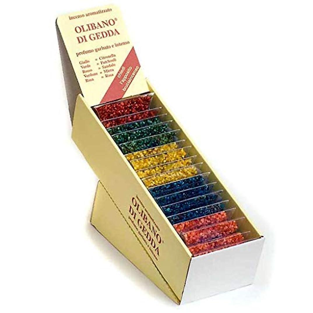 腐った化学者スポークスマンOlibano Incenses表示ボックス36個