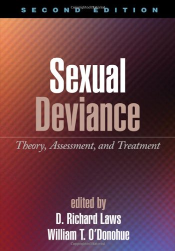 Download Sexual Deviance: Theory, Assessment, and Treatment 1593856059