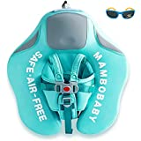 Baby Float Swim Trainer for Infant Swimming Ring Life Vest Non-Inflatable Water Pool Floats Toys with Adjustable Safety Strap