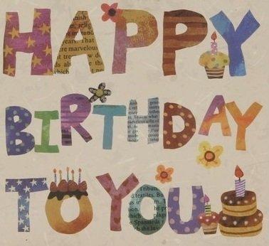 紙袋 お誕生会 ギフトバッグ プレゼント用 ハッピーバースデー Happy Birthday 小 3枚セット/V521 (小, Happy Birthday・茶色りぼん付き)