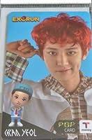 T-money EXO エクソ CHANYEOL チャニョル 韓国 公式交通カード