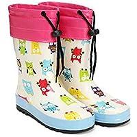 MEIGUIshop Rain Boots - Fashion Tube Water Shoes Rubber Boots rain Boots