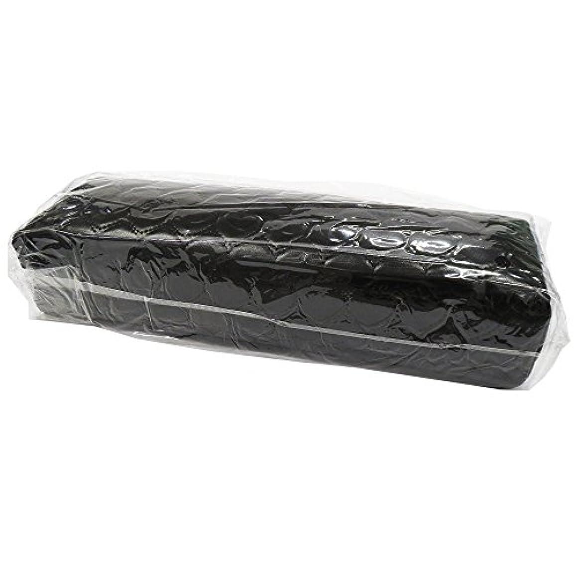 もの締めるプラカードネイルガーデン ハートアームレスト ブラック
