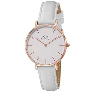 [ダニエル・ウェリントン]Daniel Wellington 腕時計 Classic Petite Bondi ホワイト文字盤 DW00100189 【並行輸入品】