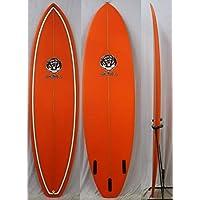 "Clyde Beatty Jr(クライド・ビーティー・ジュニア)サーフボード [Orange] 6'10"" ショートボード"