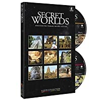 Secret Worlds - 6-DVD Set (Mystery of the Anasazi/Mystery of the Copper/The Lost City of Angkor Wat/Easter Island: Mystery of the Rapa Nui / [ NON-USA FORMAT PAL Reg.0 Import - Netherlands ] [並行輸入品]