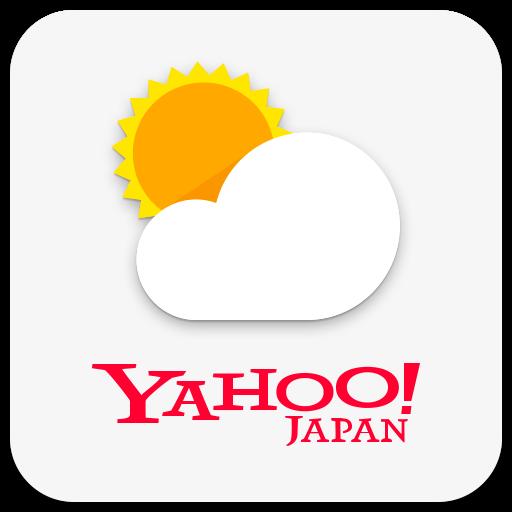 『Yahoo!天気 雨雲の接近や台風の進路がわかる無料の気象予報・情報アプリ』のトップ画像