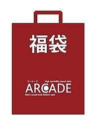 (アーケード) ARCADE 【福袋】 メンズ 2018新春 福袋 (アウター2+ニット2+ボトム1+トップス1+バッグ1+小物1)