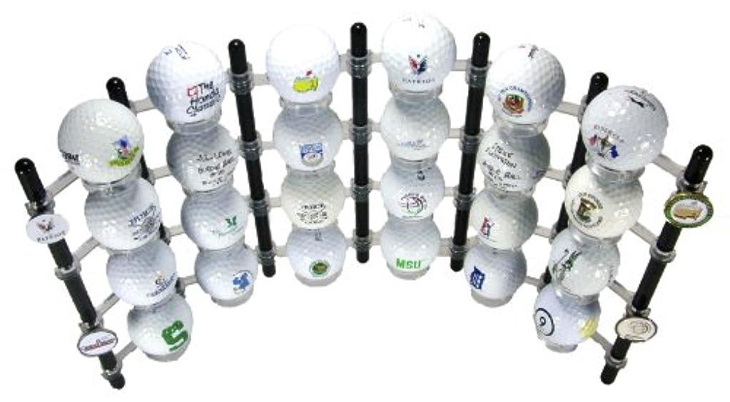 ほのか測定不透明な新しい3で1表示ラックポーカーチップゴルフボールロゴマーカー