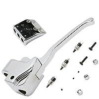 GMA Engineering クラッチ コントロール クローム/スイッチ付 0612-0145 GMA-MC-5-C