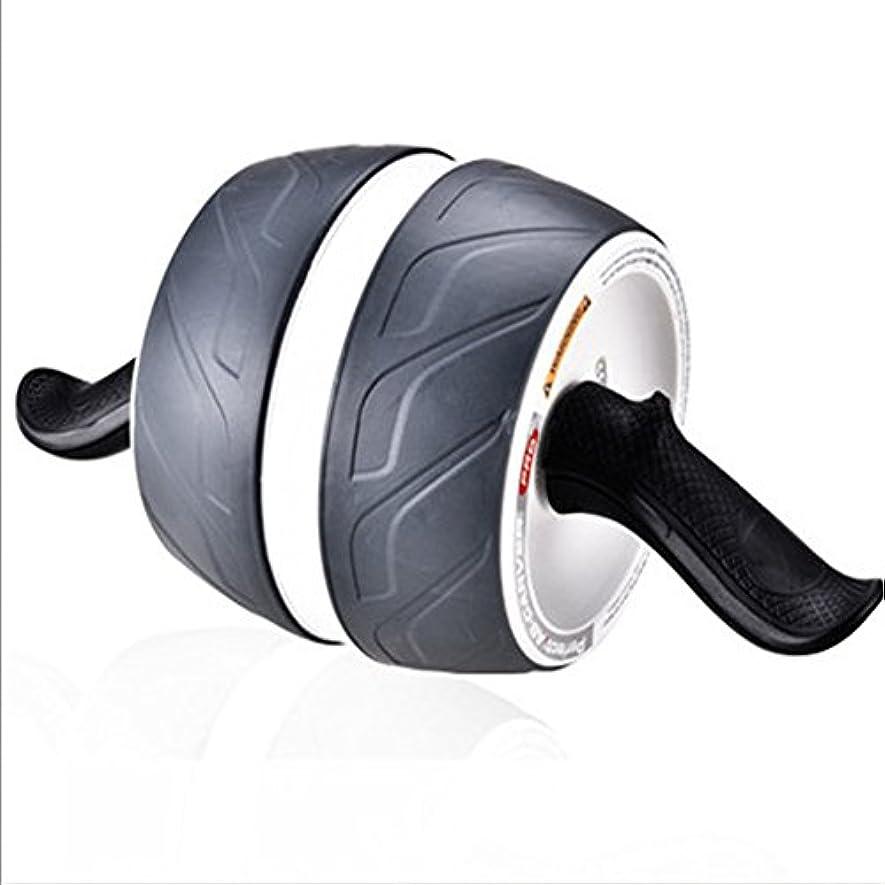 娯楽コンパクトチューインガム自己フィットネス ジム設備 機能的 腹部の車輪腹部の車輪巨大なフィットネスローラーミュートAB減量フィットネス機器用ホームジム (Color : Purple)