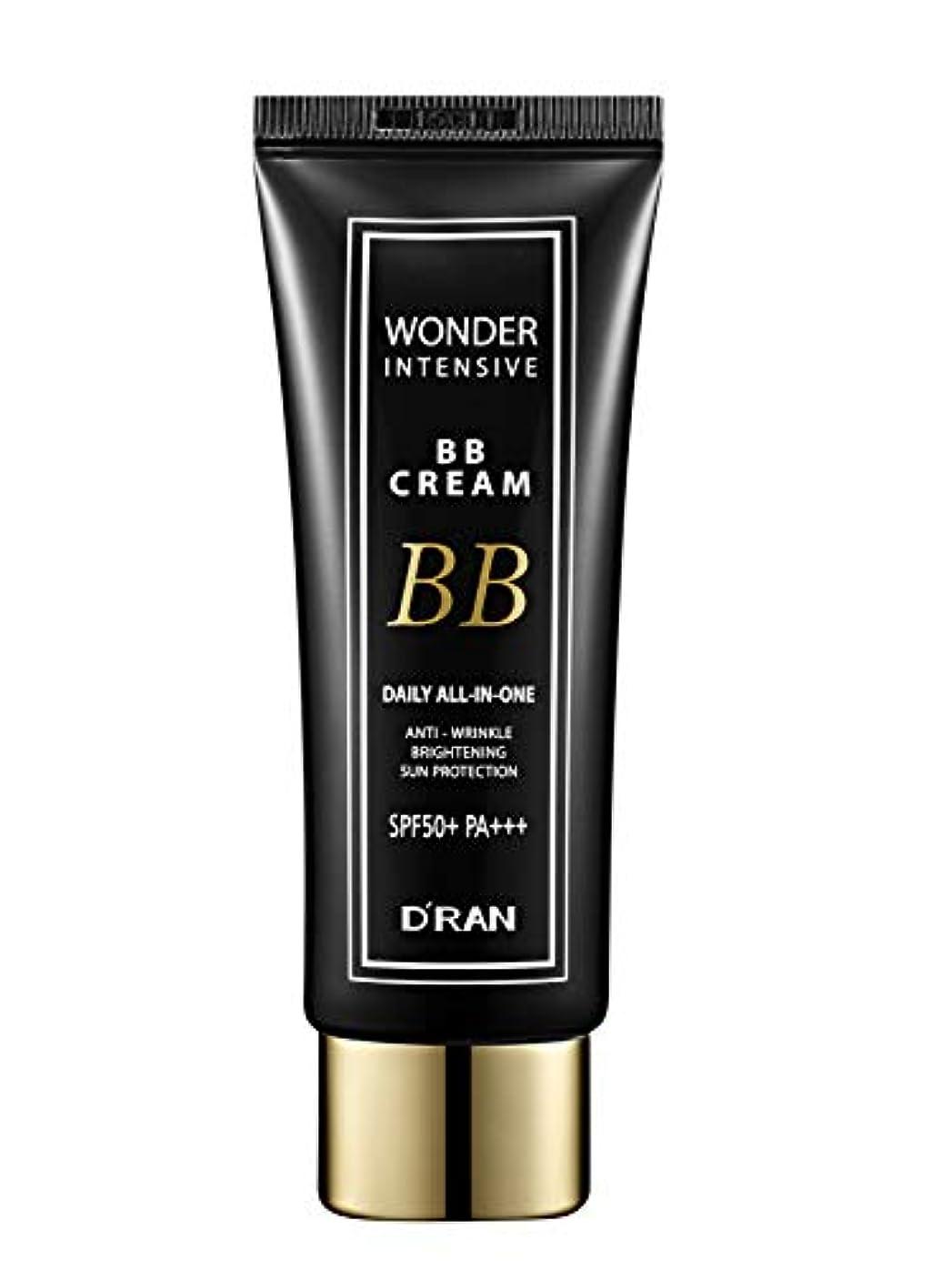 分布徹底的に分布Wonder Intensive BB Cream 21 (Light)