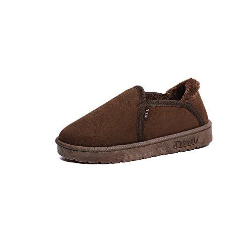 [해외]스노우 슈즈 綿靴 스노우 룸 슈즈 슬리퍼 간호사 신발 남여 커플 겨울 지치지 않는 서서 일 미끄럼 방지 벗고 신기 쉽게인지/Snow shoes cotton shoes snow shoes room shoes slippers nurse shoes unisex combined couple autumn winter tired stan...