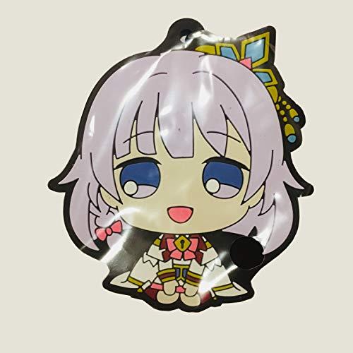 白猫プロジェクト 一番くじ 私立 茶熊学園 G賞 茶熊3期ちょこんとラバーストラップ ティナ 単品