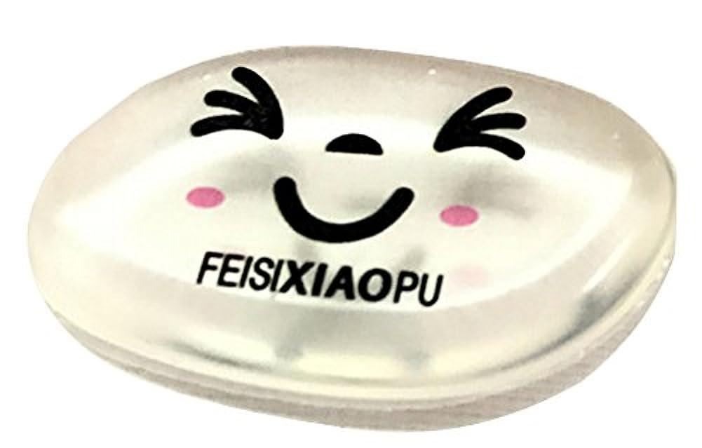 王室フェッチ終了するPlus Nao(プラスナオ) ケース付き シリコンパフ メイク用 シリコン パフ シリコン製パフ シリコンス ポンジ 洗える スポンジ メイク道具 フ