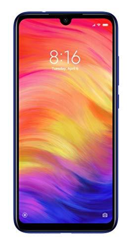 Xiaomi Redmi Note 7 4GB/64GB 48MPカメラ Global ver. SIMフリー Blue/ブルー