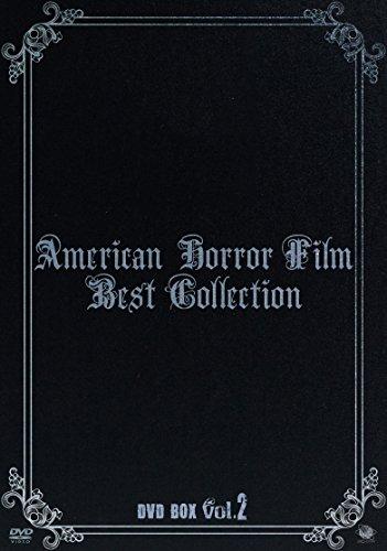 アメリカンホラーフイルム ベスト・コレクション DVD-BOX Vol.2