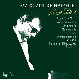 Mark-Andre Hamelin plays Liszt