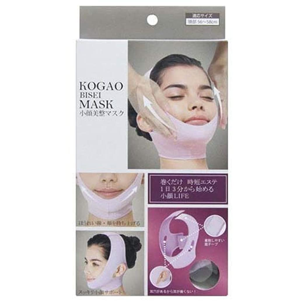 文句を言う切り刻むサーマルグローバル?ジャパン 小顔美整マスク ふつう ラベンダー 1個