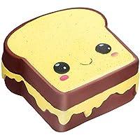 TheRang 1個 スマイリングフェイシャル表現パンゆっくり元に戻る スクイーズ解消 スクイーズ玩具