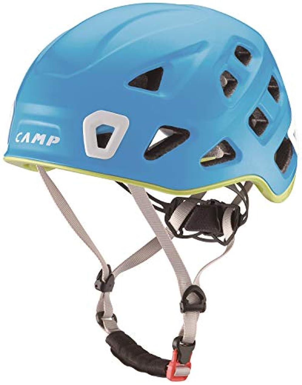 聖域ジェーンオースティンモーターCAMP(カンプ) 登山 クライミング ヘルメット 【STORM】
