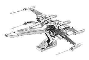 メタリックナノパズル スター・ウォーズ フォースの覚醒 ポー専用 Xウイング・ファイター