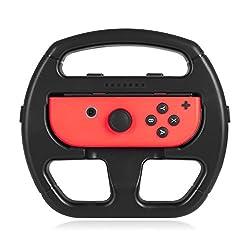 【Nintendo専用】(ディヤード)DeyardニンテンドースイッチJoy-Con ハンドル Nintendo Switch マリオカート8 デラックス専用