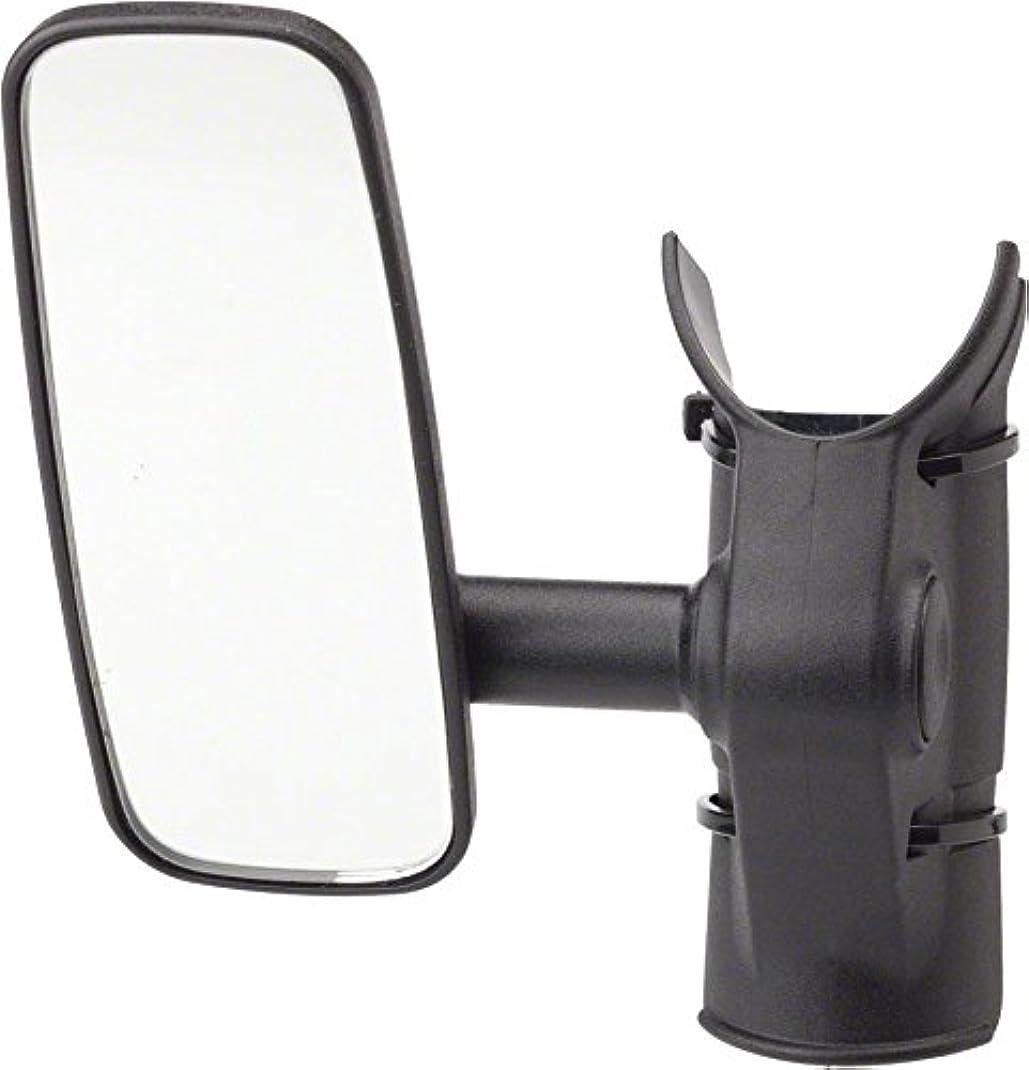動脈ジャンプライドBike-Eye Frame Mount Mirror: Narrow by Bike-Eye