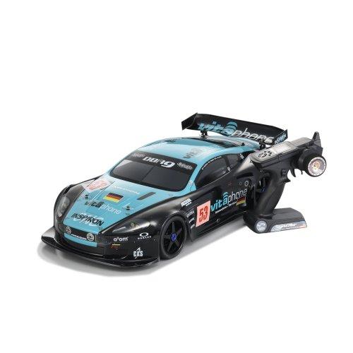 1/8 レディセット インファーノ GT2 VE レーススペック アストン マーティン 30936