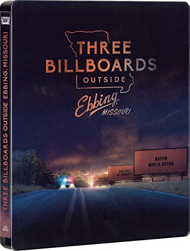 【Amazon.co.jp限定】スリー・ビルボード ブルーレイ版スチールブック仕様 [Blu-ray]