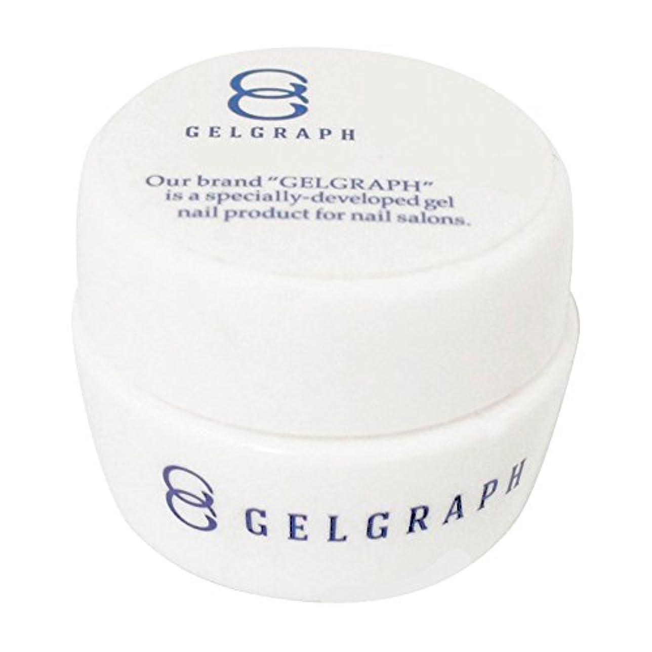 理由関連付ける六GELGRAPH カラージェル 059M ホワイトローズ 5g UV/LED対応 ソークオフジェル